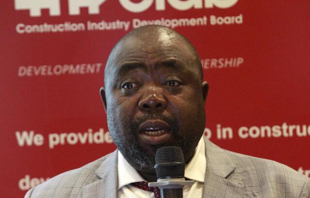 Employment and labour minister Thulas Nxesi. File photo: Bongani Shilubane/African News Agency (ANA)