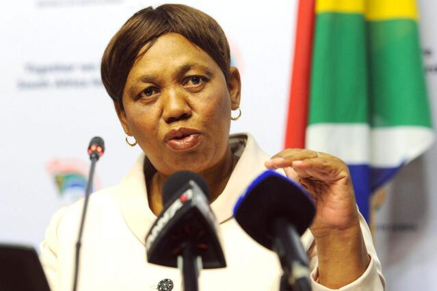 South African Minister of Basic Education Angie Motshekga says the new coding and robotics curriculum for Grades R to 9 is almost ready for implementation. File image: Tracey Adams/African News Agency (ANA)